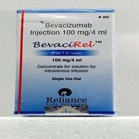Bevacirel Bevacizumab 100mg/4ml Injection