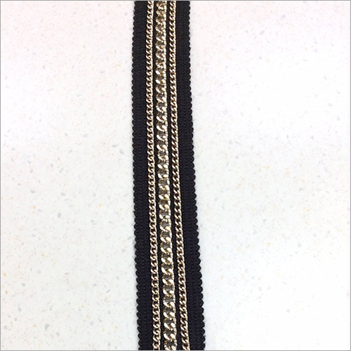 Metal Chain Lace