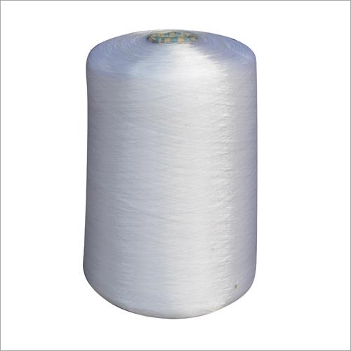White HDPE Monofilament Yarn Cone