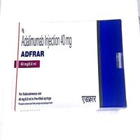 Adfrar Adalimumab 40mg/0.8ml Injection