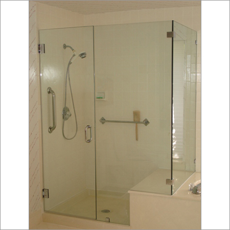 Frameless Bathroom Shower Cubicle