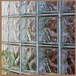 Designer Glass Bricks