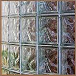 Designer Glass Bricks