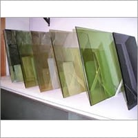 Tinted Colored Window Glass