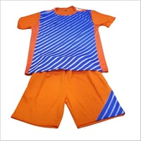 Mens Sports T-Shirt Shorts Set