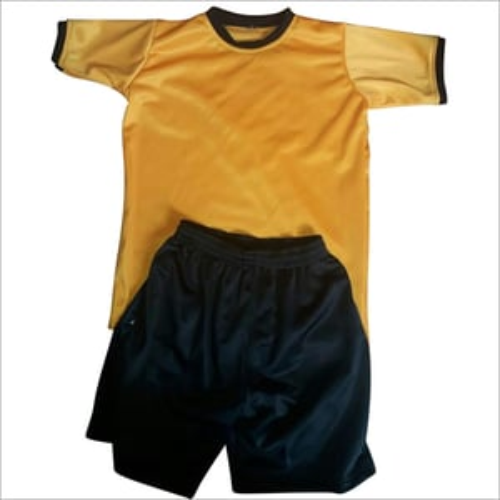 Mens Sports Plain T Shirts Shorts Set