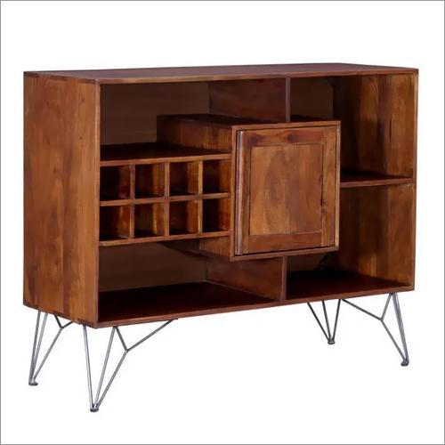 Bar Cabinet Wide