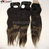 Loose Big Wave Human Hair Extension Soft Silky Human Hair