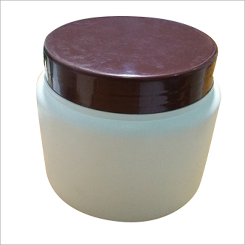 Ayurvedic Powder Plastic Jar