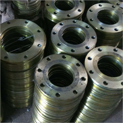Industrial MS Flange