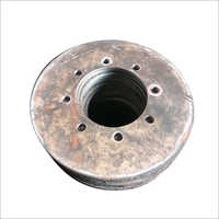 MS Round Slipon Flange