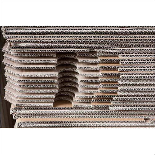 Fluting Packaging  Paper