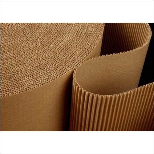 Fluting Paper Roll