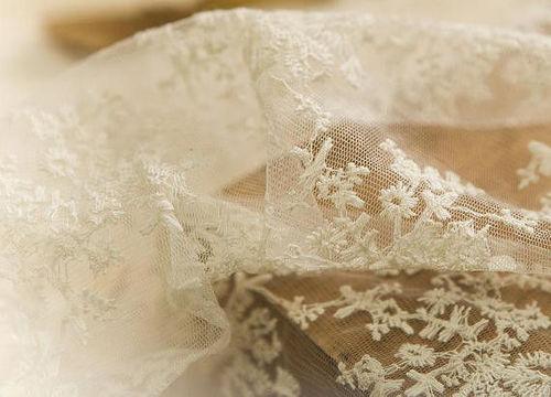 Nylon Lace Fabric