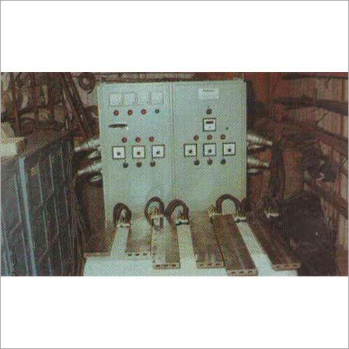 电子被加热的台板