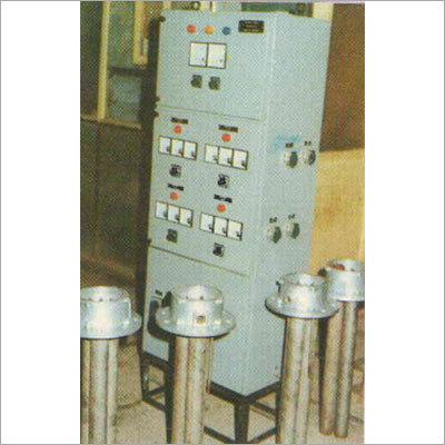 电子被加热的汇编230-400V.5kw与控制板