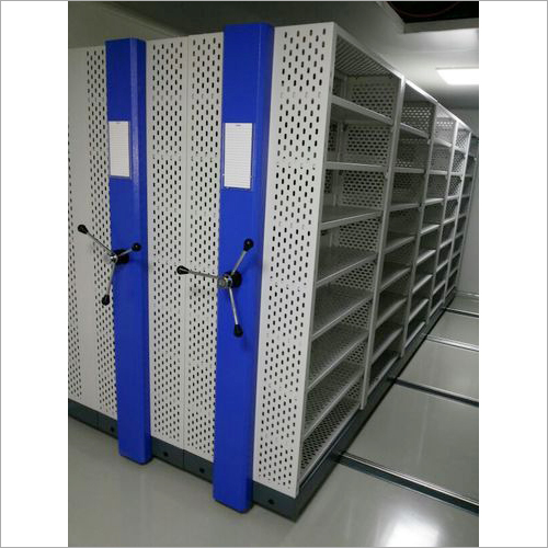 Perforated Storage Compactor