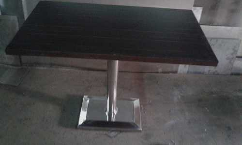Stainless Steel Centre Table