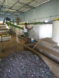 Plastic Complete Washing Plant