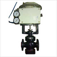 Two Way Pneumatic Control Valve