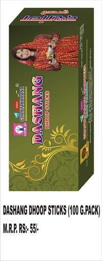 DASHANG DHOOP STICK