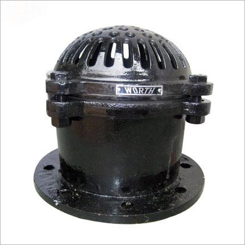 Cast iron Foot Valves