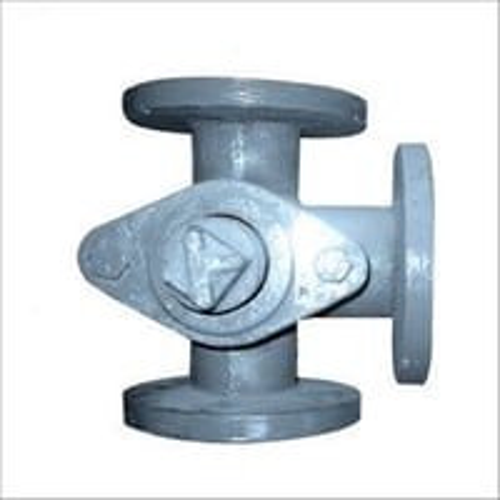 Rotary Plug Valves
