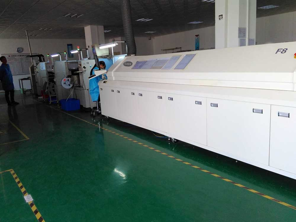China Lead Free SMT Reflow Oven Manufacturer