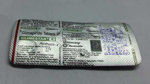 glimeiride tablet