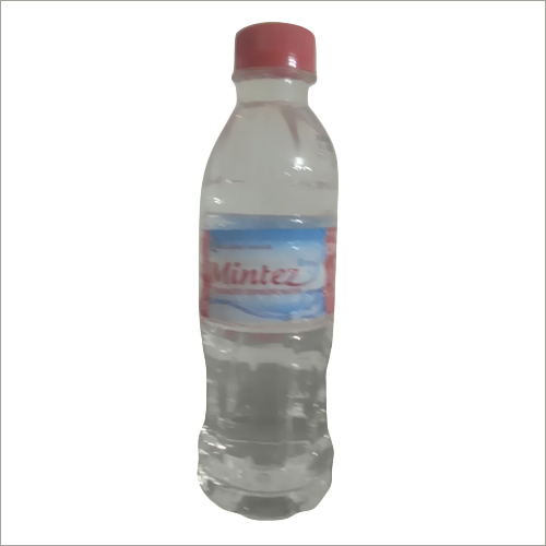Natural Mineral Water Bottle
