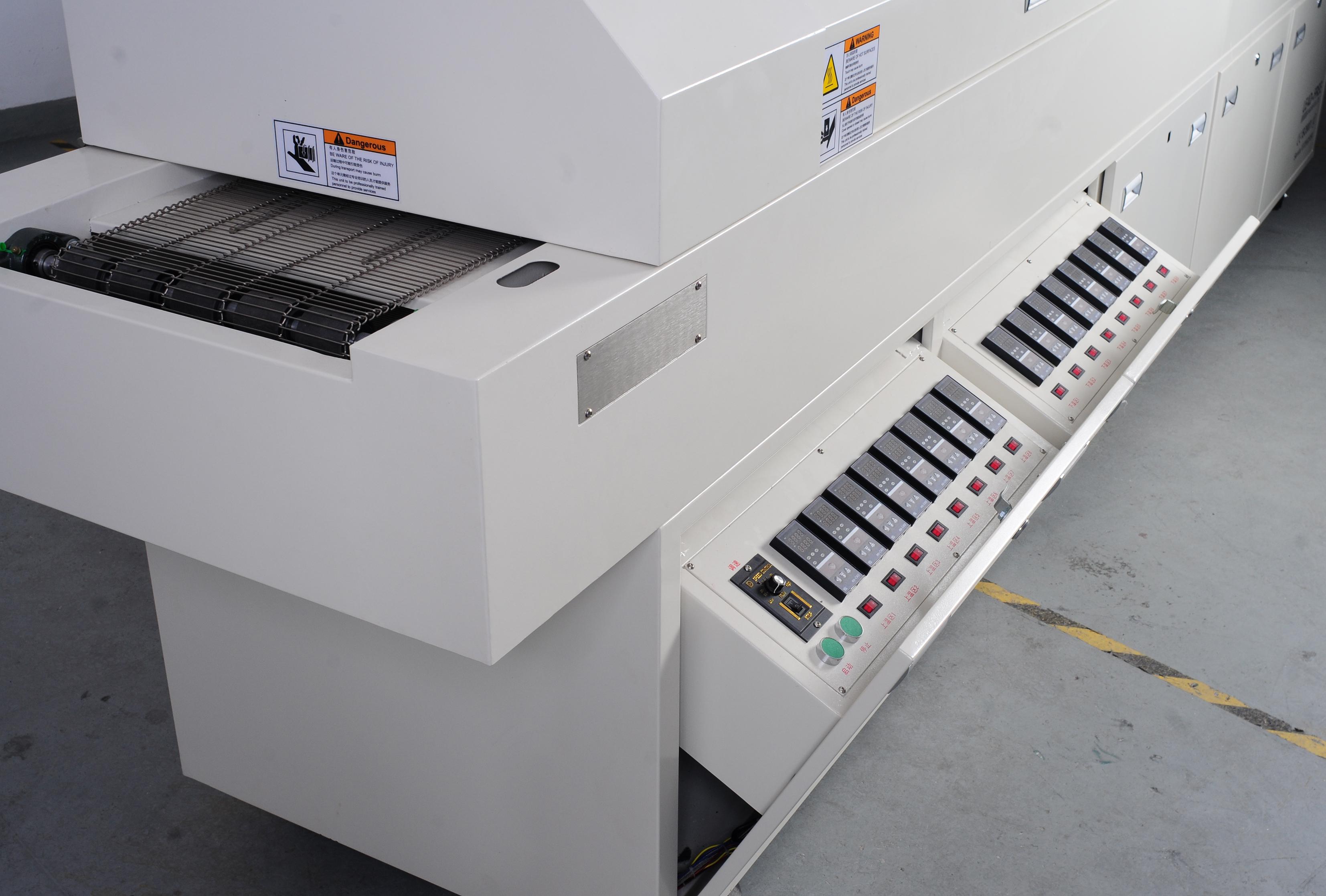A8 OEM SMT Reflow Soldering Oven