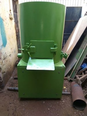 Plastic vertical Washing & Recycling plant