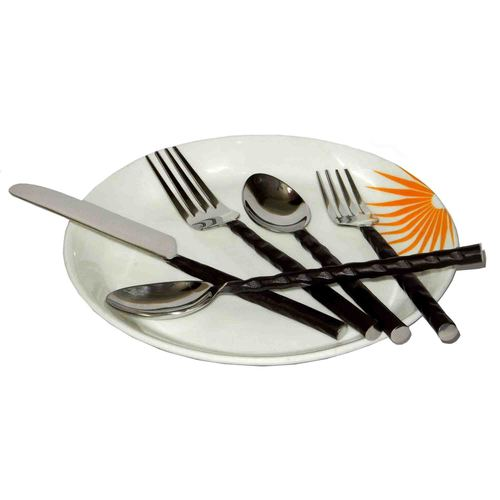 Caterpillar Flatware Hand Forge Cutlery Set