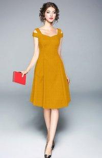 Western Dress for Girl