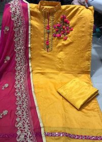 Exclusive Hand Work Dress Material