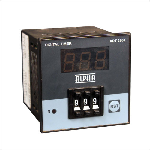 Digital Timer Counter