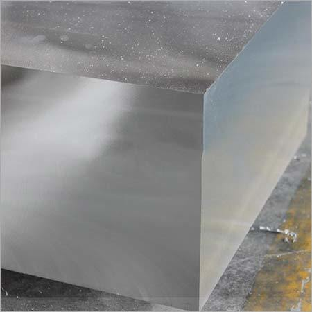 Homogenized Magnesium Alloy Slab
