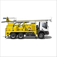 Hydraulic DTH Bore Well Drilling Machine