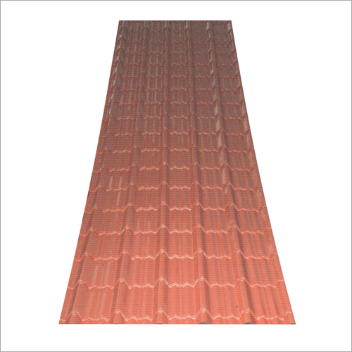 Tile Profile Sheets