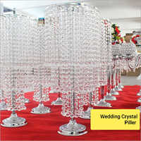 Wedding Crystal Piller