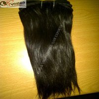 Hot Sell Best Quality Remy Indian Silky Straight Hair Human Hair Extension