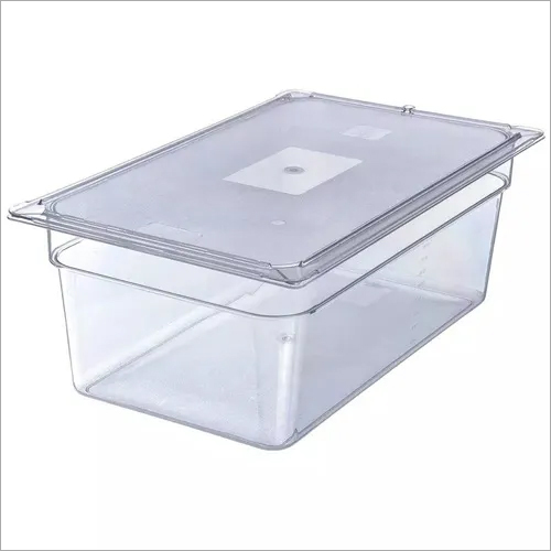 GN Pan PC NSF 1/1 x 65, 100, 150, 200mm Cambro
