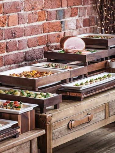 ARIANE GN BUFFET range of Crockery