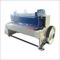 Automatic Shear Cutting Machine