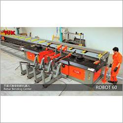Robotic Double Bending Machine