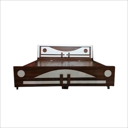 Wooden Double Folding  Bed