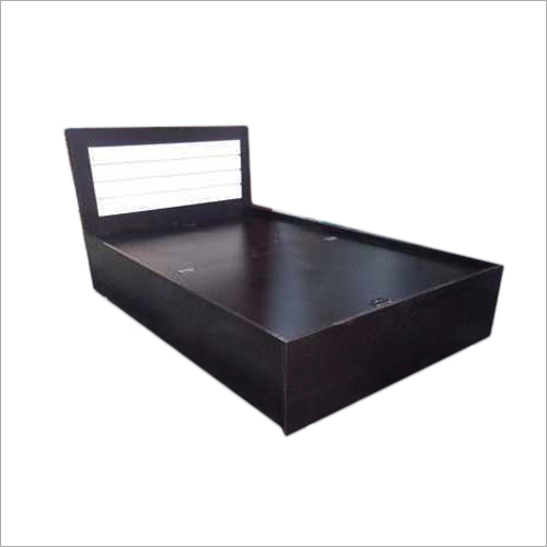 Wooden Box Folding  Bed