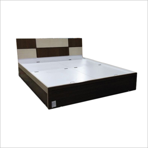 King Size Wooden Box Folding  Bed