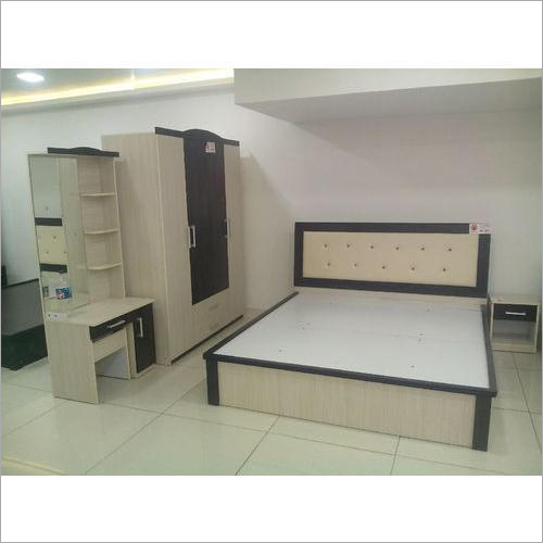 Plain Wooden Folding  Bed