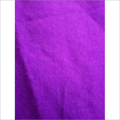 Purple Acrylic Fabric